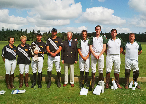 Black Bears & Active Reach/Santa Helena & Lord Phillimore, Anniversary Cup, June 2014