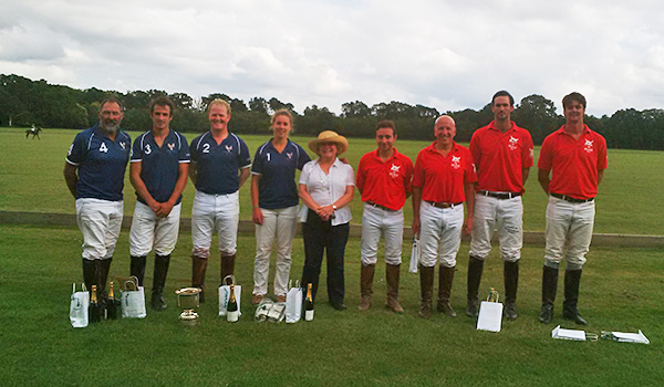Coppid Owls, Lady Phillimore, Wild Cats, Phillimore Cup, July 2014