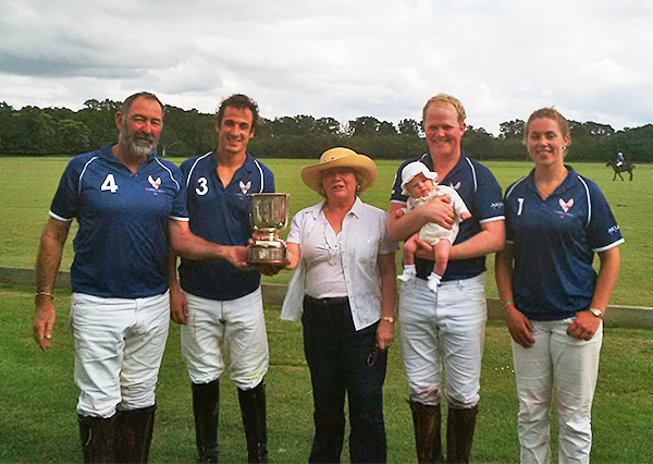Coppid Owls, Lady Phillimore, Phillimore Cup, July 2014