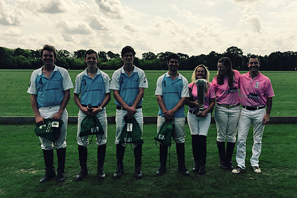 Chairman's Cup Final: Pink Power & Los Casadores