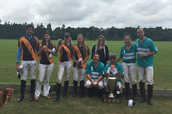 Polo Managers Trophy 2016: Frogmore & Pro Fit