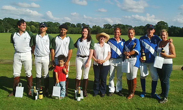 Santa Helena, Lady Phillimore & CC Polo Club, July 2014