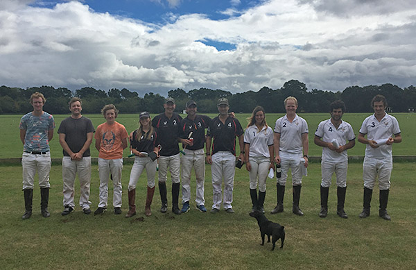 Polo Managers Trophy 2016 Sub Final teams: Coppid Owls, CSC Polo & Las Aguilas
