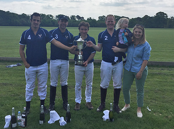 Margaret Duvall Trophy Winners 2016: Wild Cats/Coppid Owls