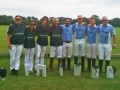 Los Flynstones (green) & Funk Hogs (blue), Subsidiary Final, June Tournament 2014