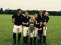 Polo Manager's Trophy winners De Hallivand Chambers